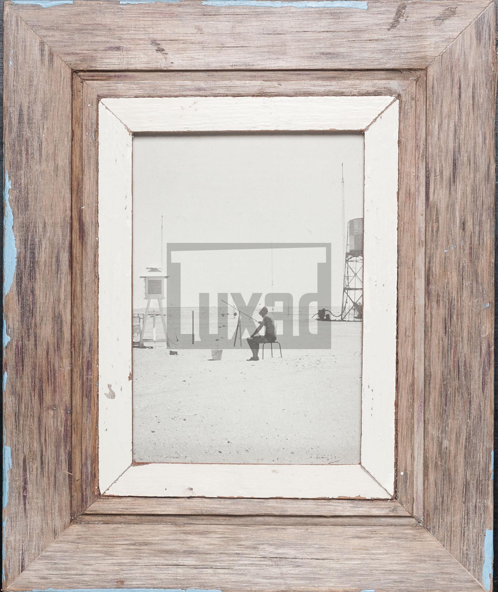 Holzbilderrahmen für ca. 14,8 x 21 cm