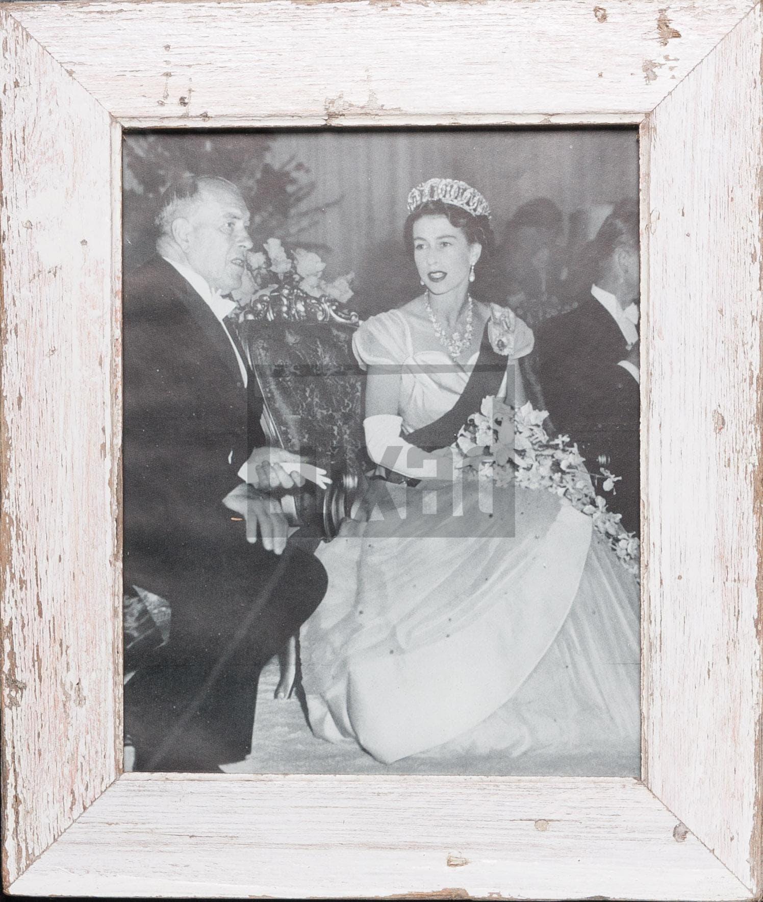 Holzrahmen für 20 x 25 cm Bildformat