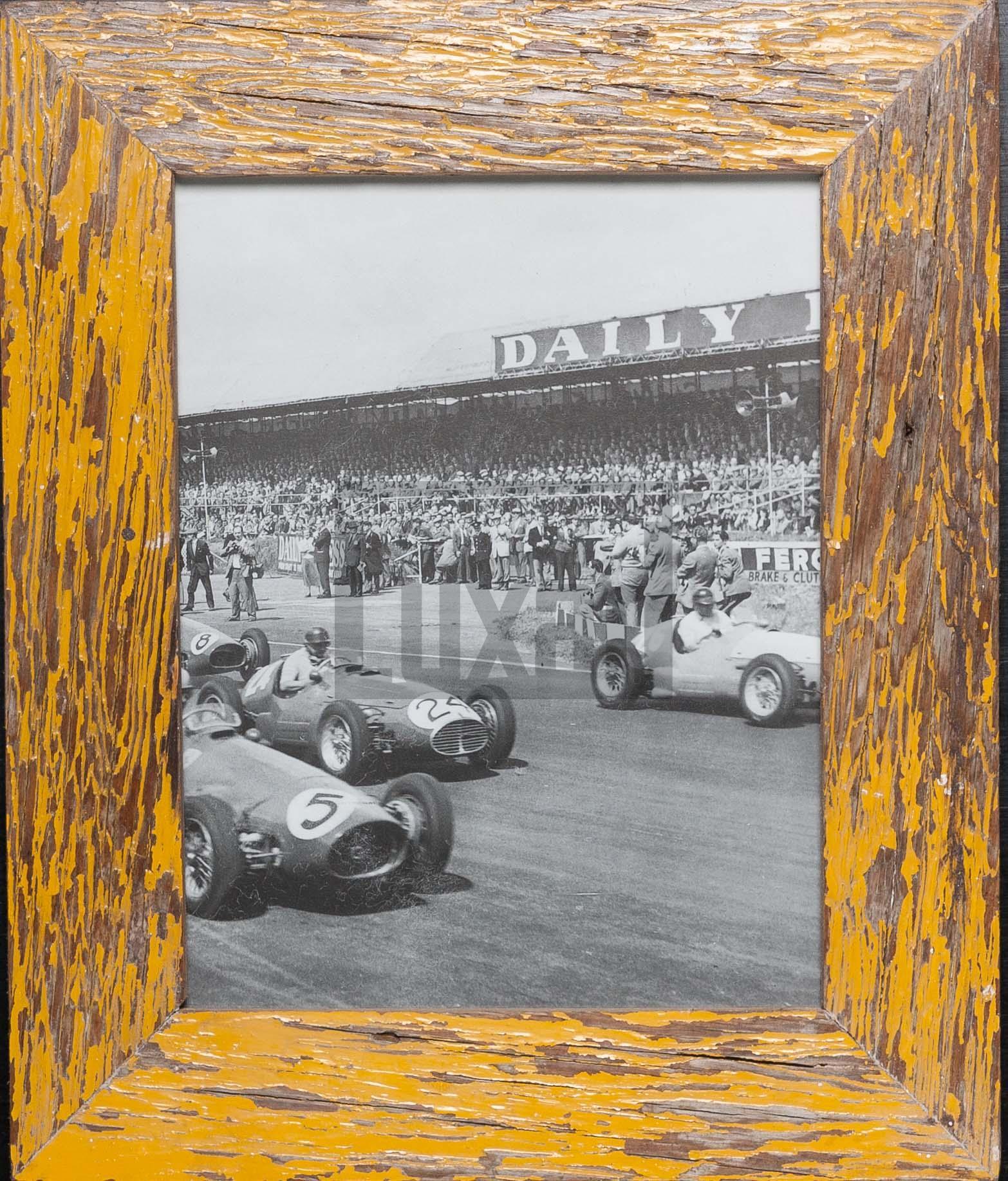 Vintage-Bilderrahmen für 20 x 25 cm Bildformat