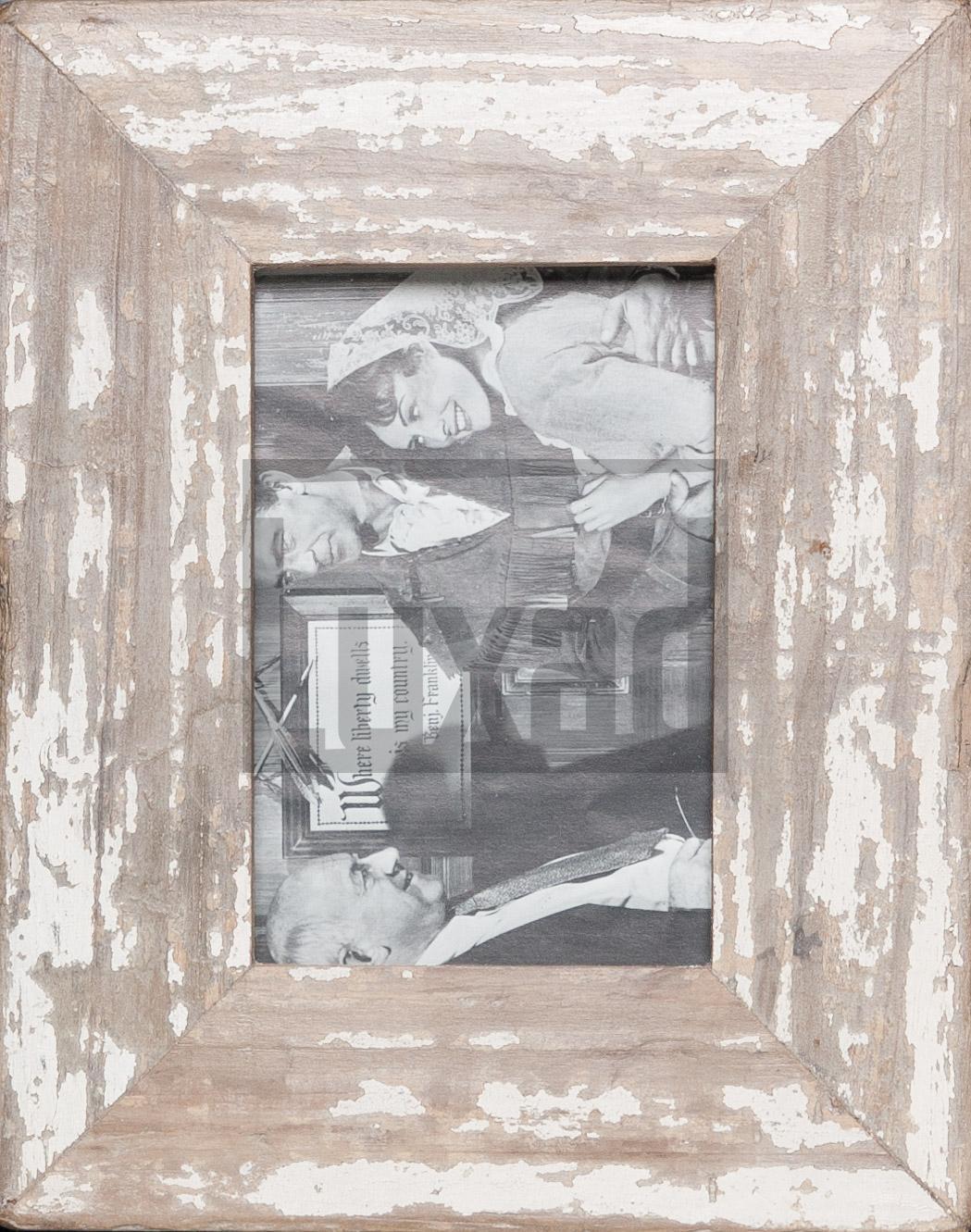Holzrahmen für 10 x 15 cm große Fotos
