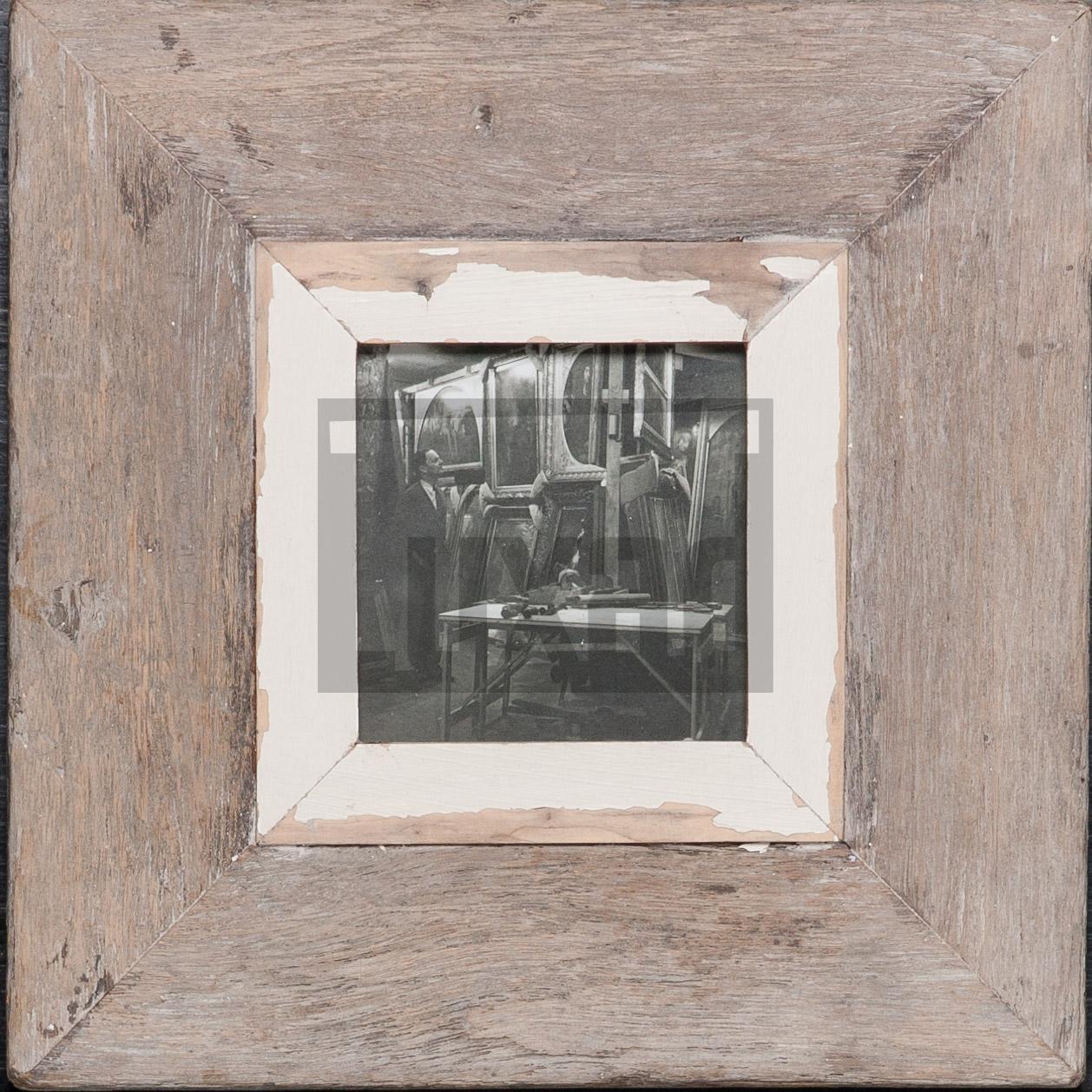 Quadratischer Bilderrahmen für ca. 10,5 x 10,5 cm