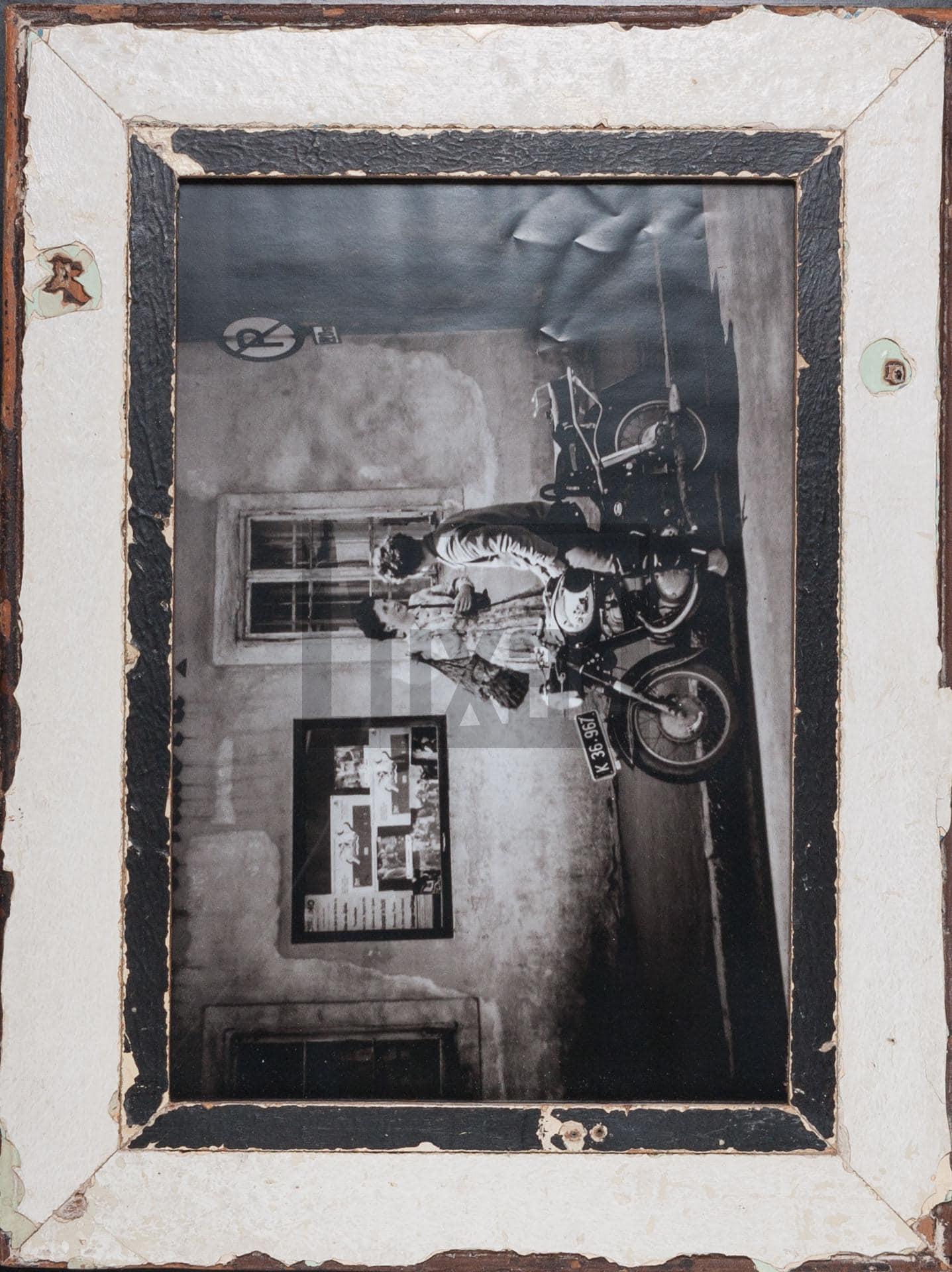 Holzrahmen für Fotos ca. 29,7 x 42 cm