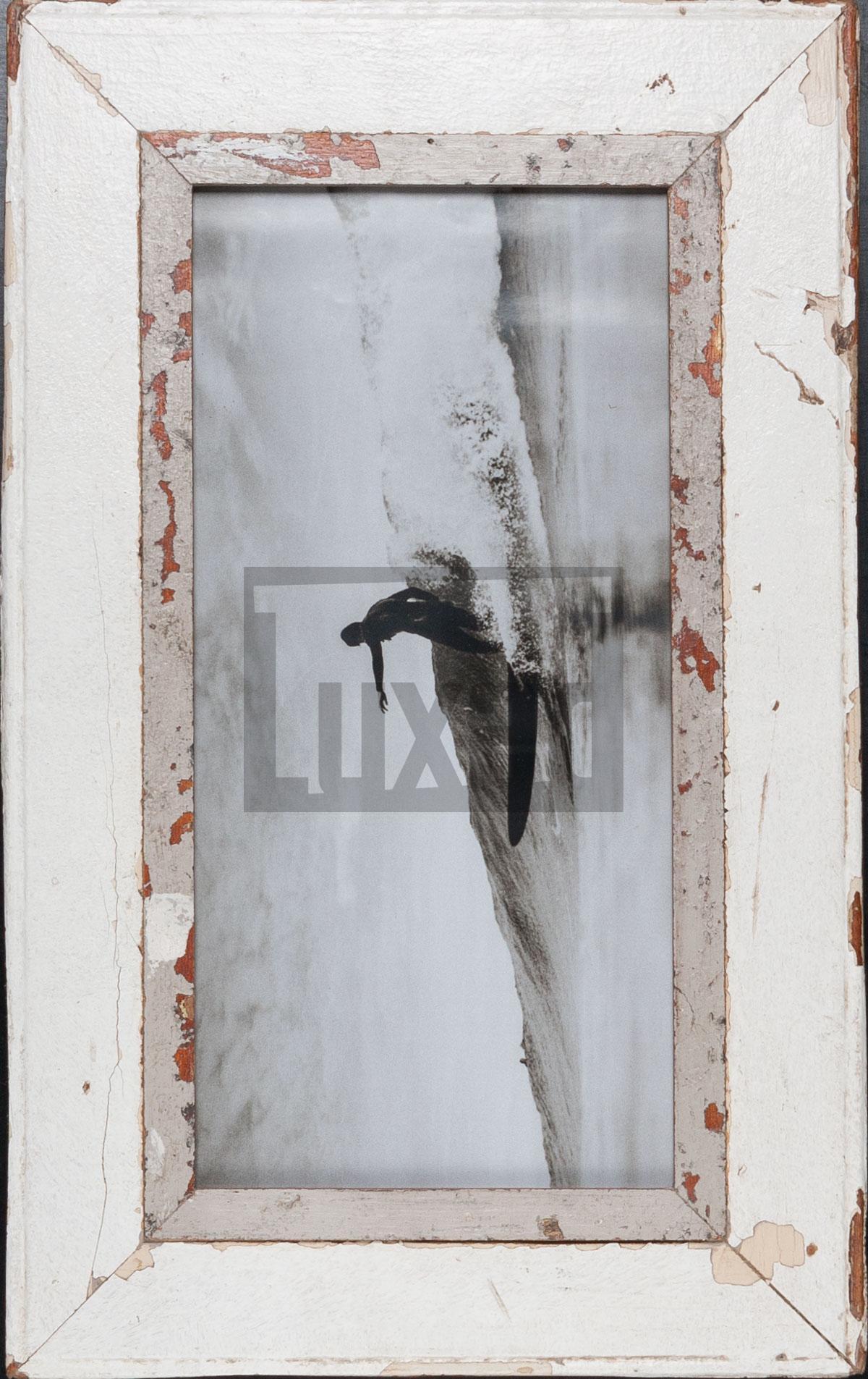 Schmaler Vintage-Bilderrahmen von der Luna Design Company