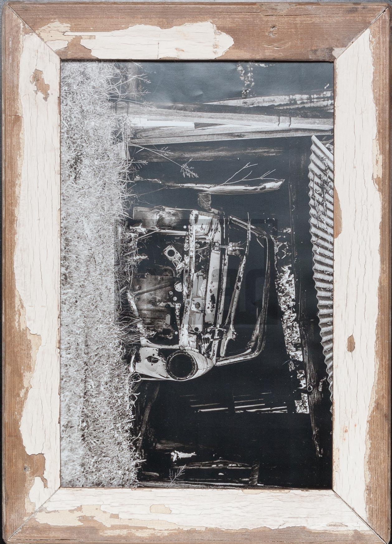 Holzbilderrahmen aus Kapstadt