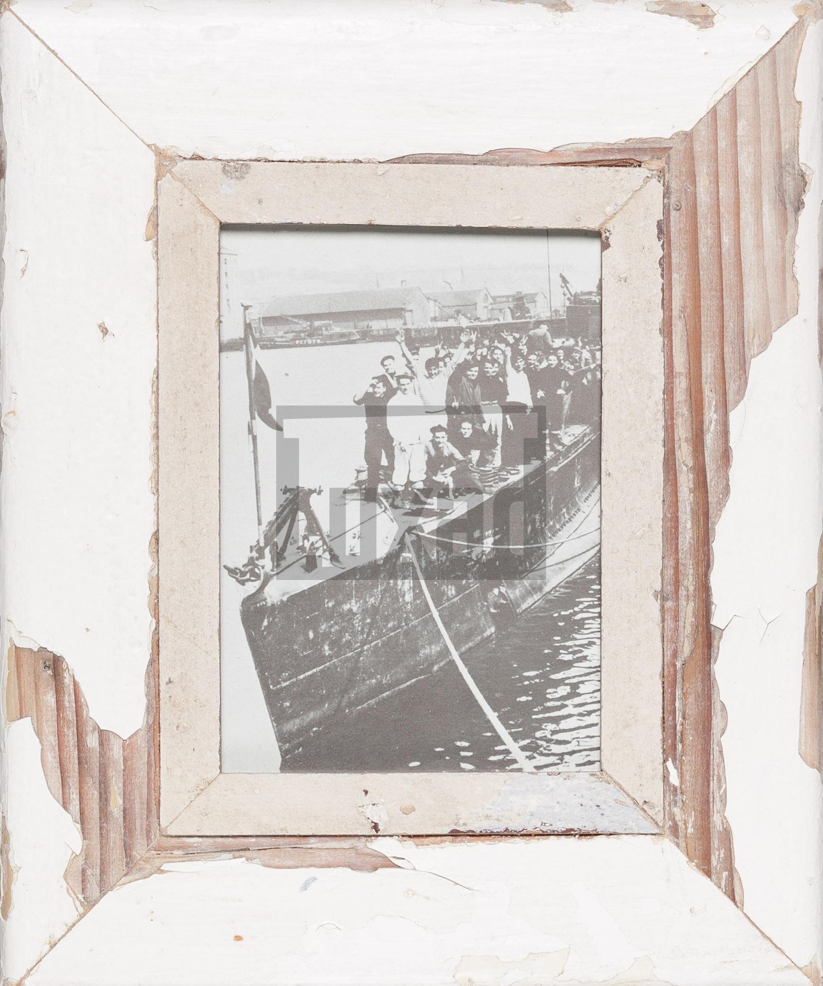 Holzrahmen für Fotos DIN A5