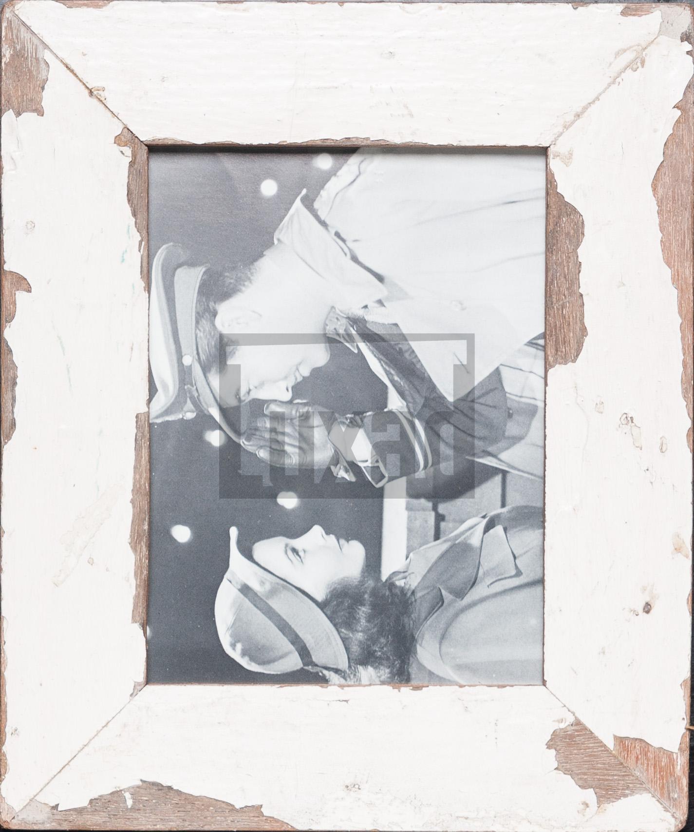 Vintage-Bilderrahmen für 15 x 20 cm große Fotos
