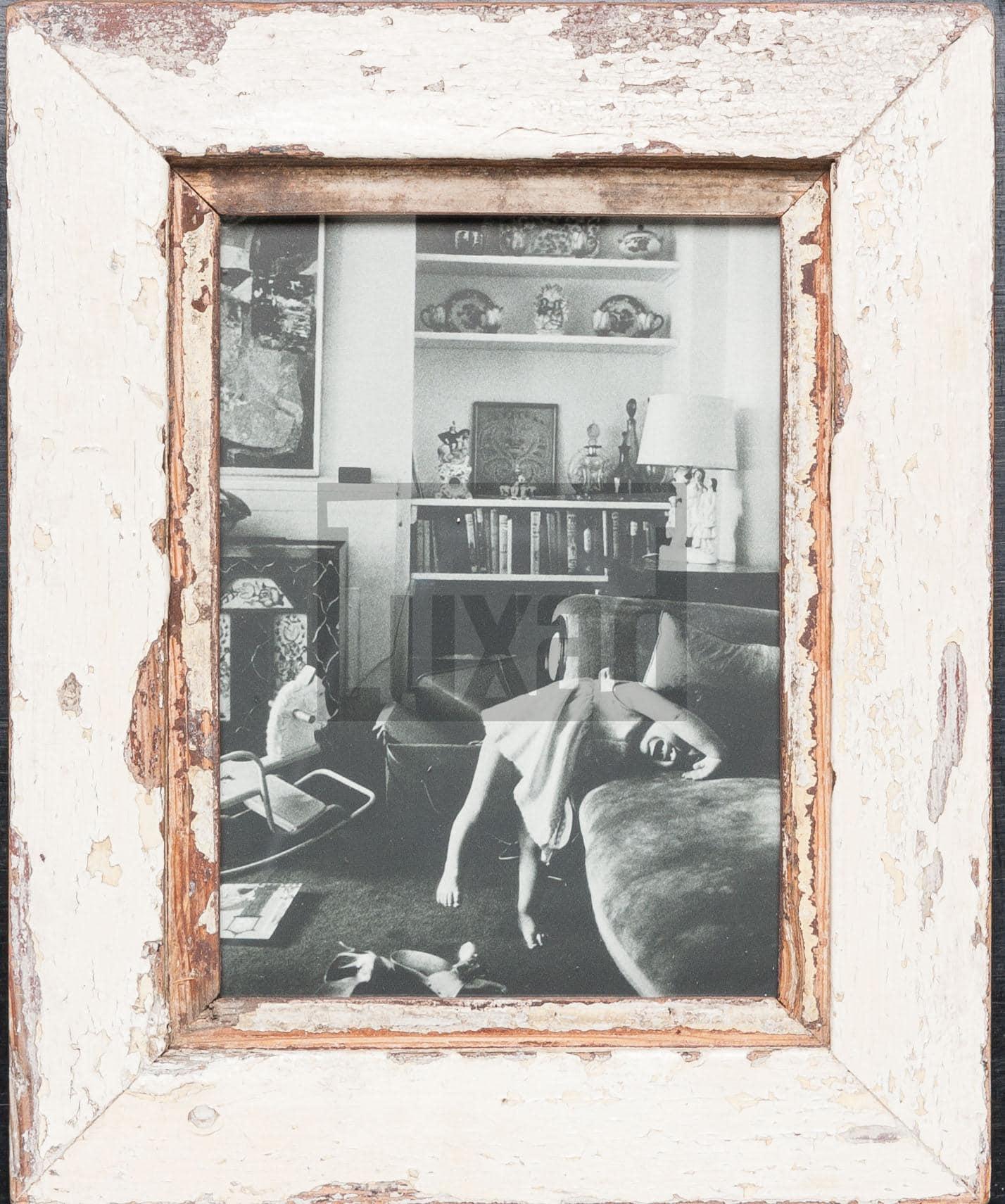Vintage-Bilderrahmen für Fotos 15 x 20 cm