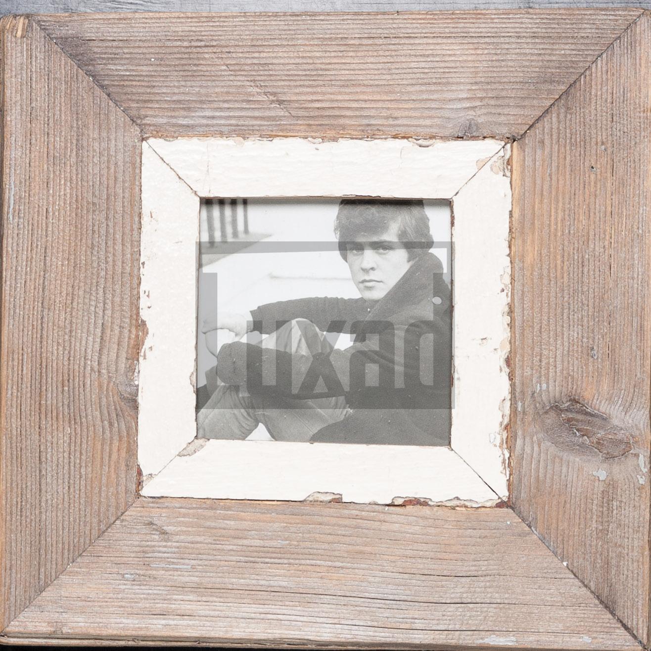 Quadratischer Bilderrahmen für kleine quadratische Fotos