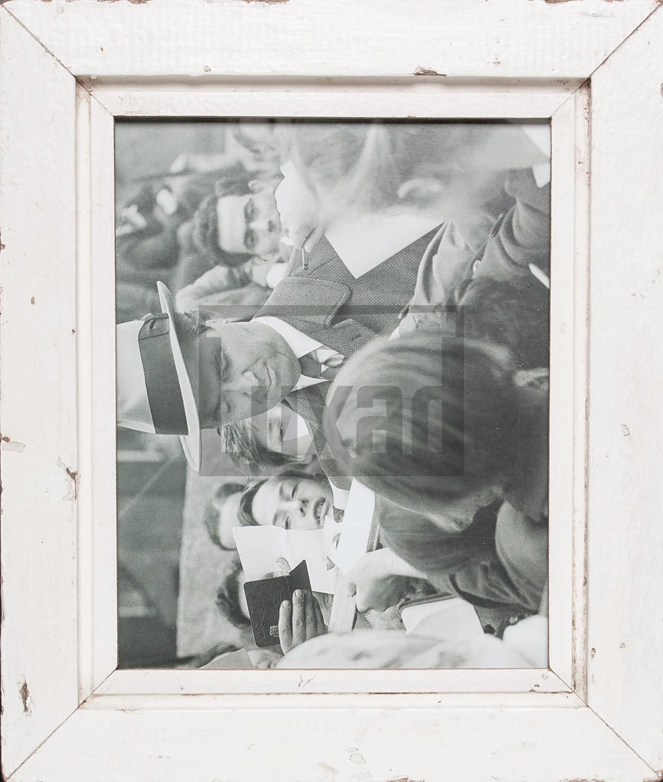 Holzbilderrahmen für Fotos 20 x 25 cm