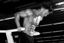 Rob Riches - Allenamento e programma dietetico