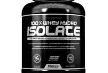 xcore whey hydro isolate sport series