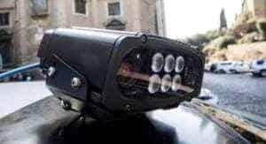 LPR / ANPR camera