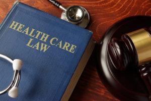Healthcare law books
