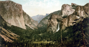 Your guide to eloping in Yosemite 2021 best locations