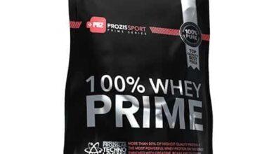 100% Whey Prime Prozis - Review