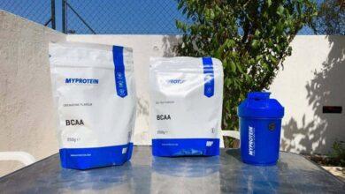 myprotein bcaa & #039; s