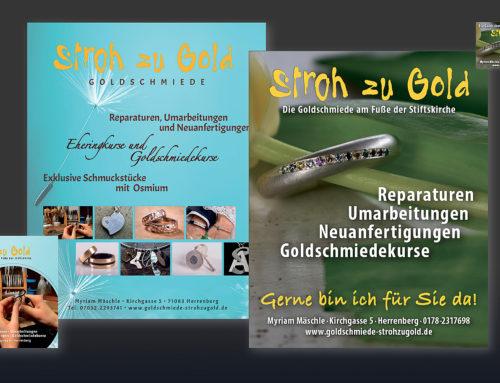 Flyer Anzeigen Plakate