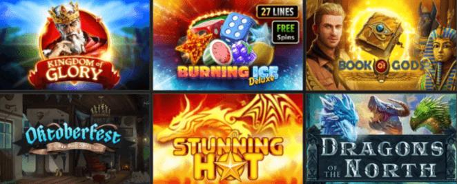1xslot casino slot games