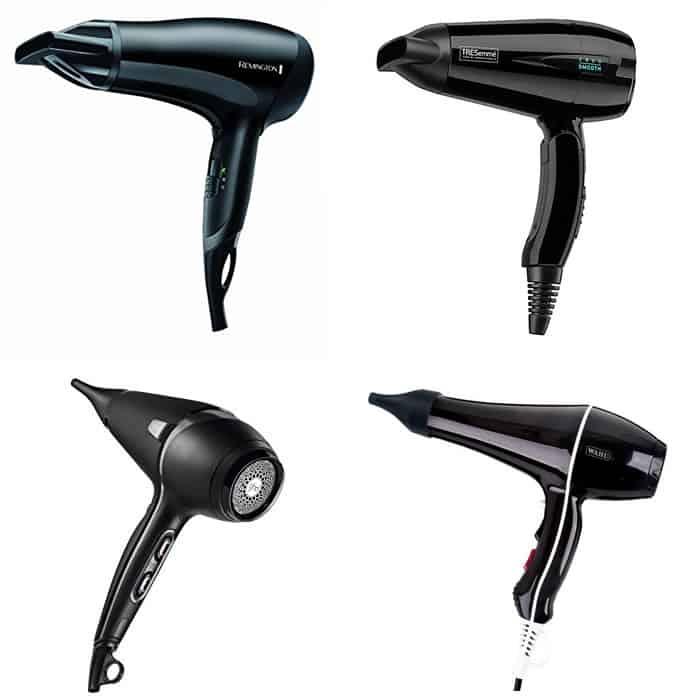 The best hair dryers for men