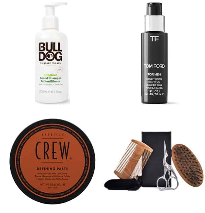 The best grooming products for longer beards