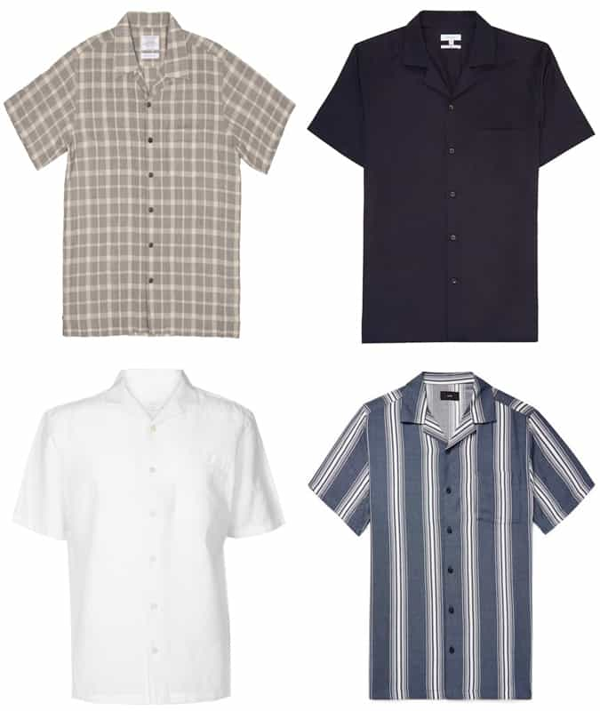 The Best Cuban Collar Shirts