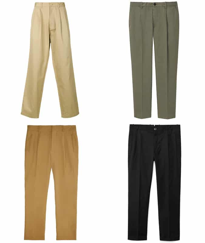 The Best Pleated Trousers For Men