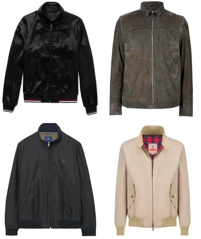 The Best Harrington Jackets For Men