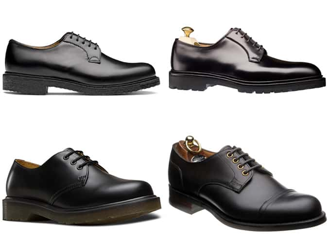 The Best Rubber Soled Dress Shoes For Men