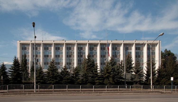 Posolstvo Rossii v Bolgarii