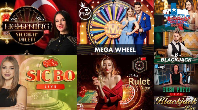 Bettilt Casino en Vivo