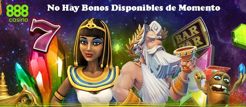 888Casino Bono de Bienvenida