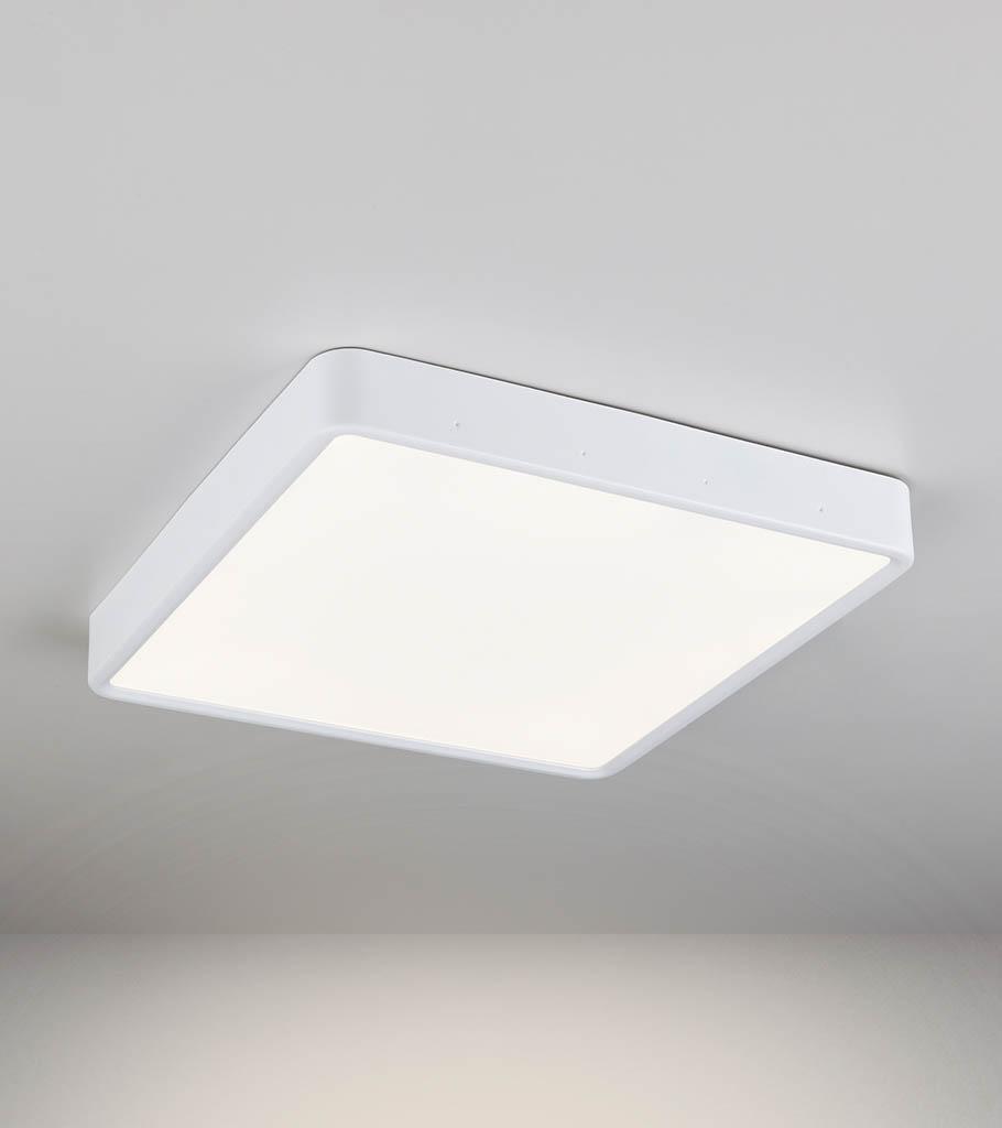 Накладной потолочный светодиодный светильник DLR034 24W 4200K 1