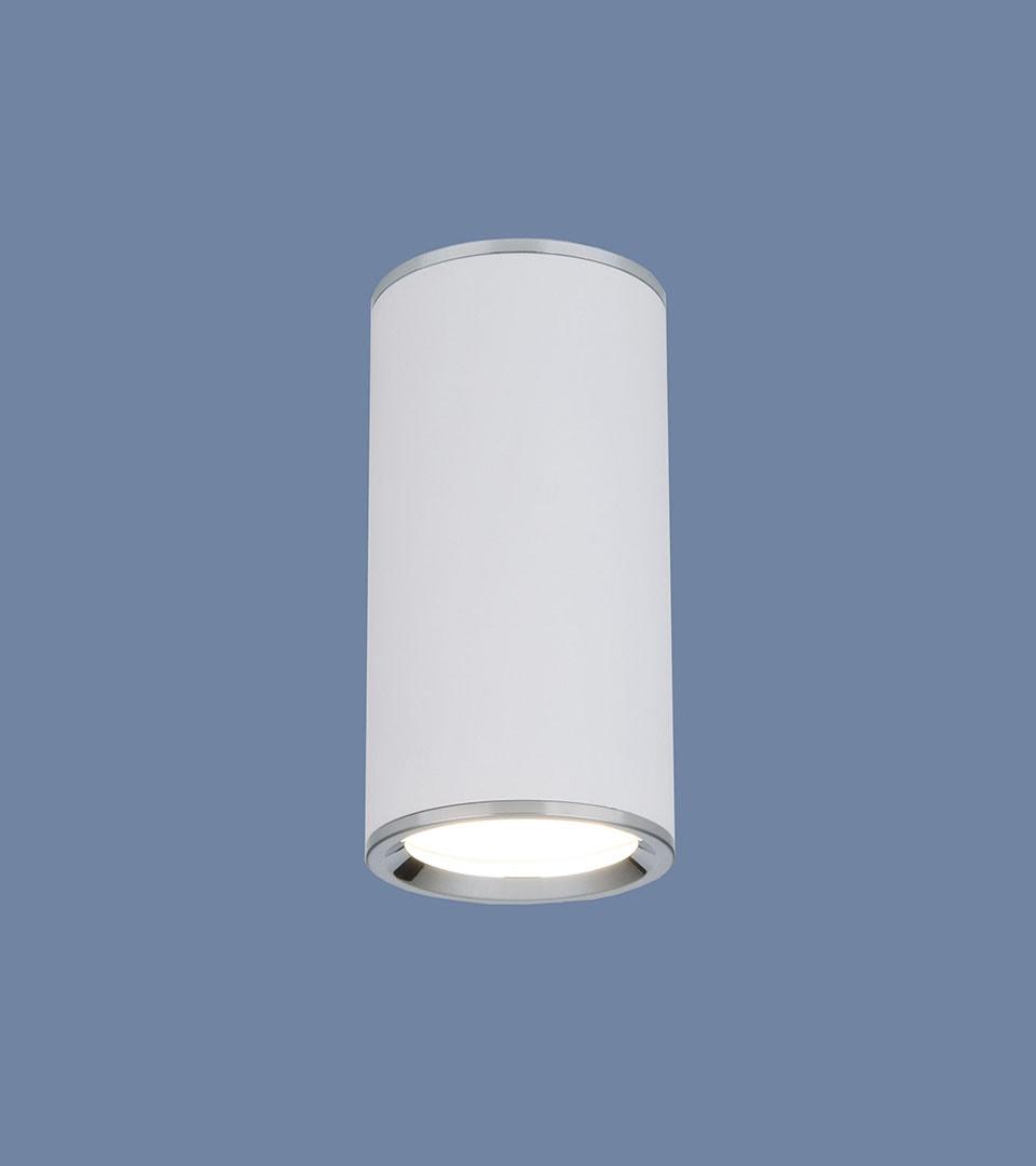 Накладной потолочный светодиодный светильник DLN102 GU10 3