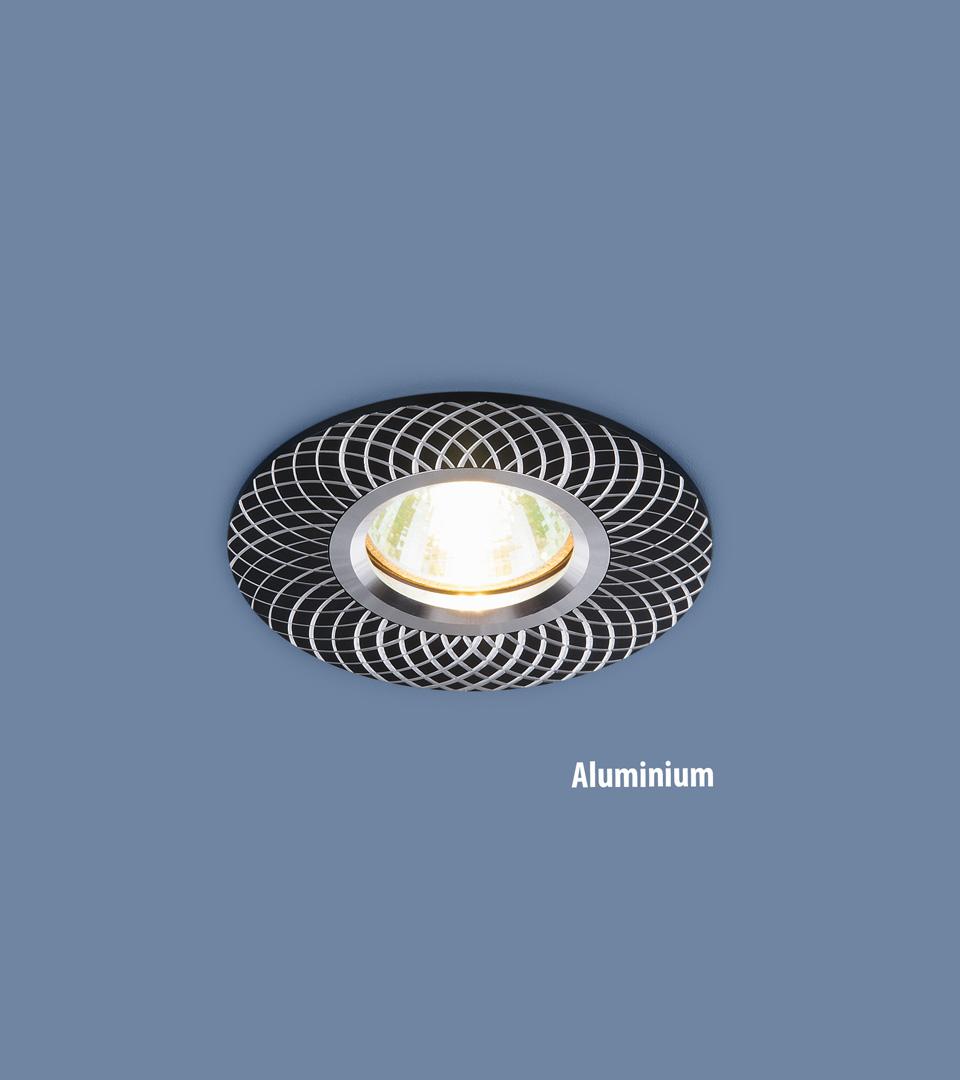 Алюминиевый точечный светильник 2006 MR16 BK черный 1