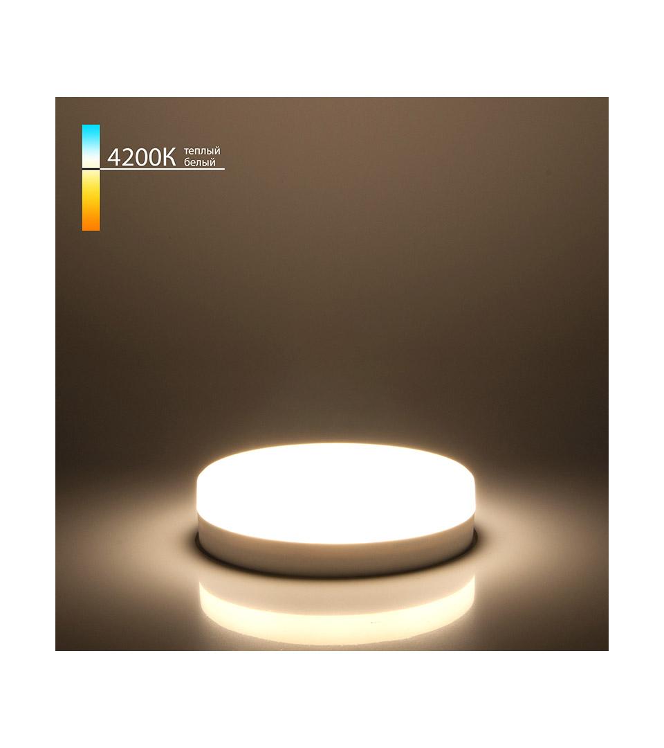 Светодиодная лампа 12W 4200К GX53 3