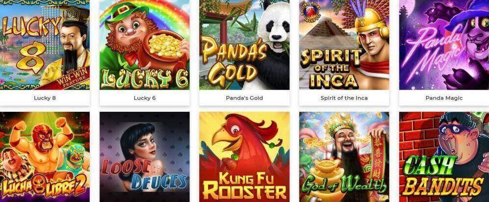 SpinSamba Games