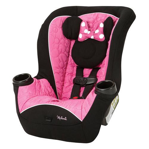 7. Ghế xe hơi có thể chuyển đổi của Disney Mouseketeer Minnie APT