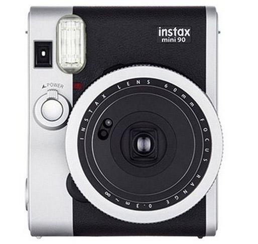 2. Máy ảnh phim lấy liền Fujifilm Instax 90