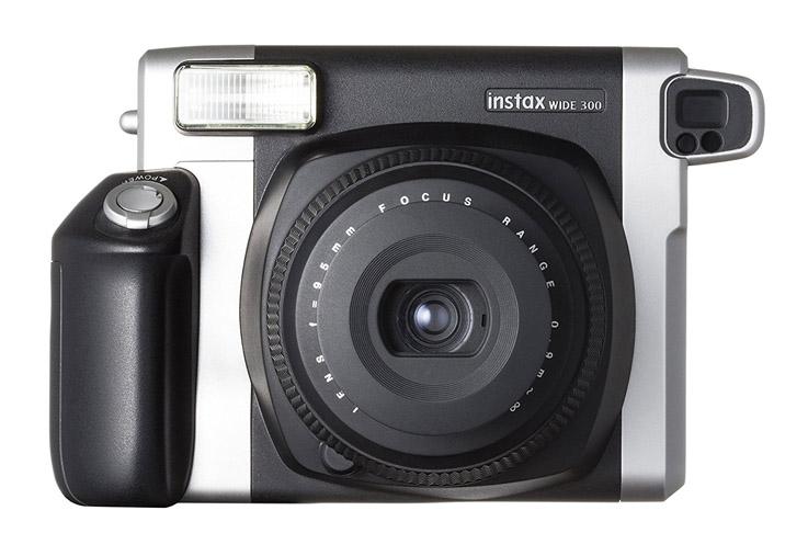 7. Máy ảnh phim lấy liền Fujifilm Wide 300 Black