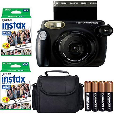 10. Fujifilm INSTAX 210 Instant Camera