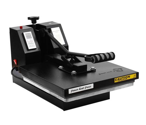 1. Máy ép nhiệt thăng hoa kỹ thuật số Power Press