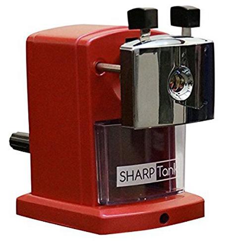 5. SharpTank Portable Pencil Sharpener (Metallic Rose) - Ưu tiên