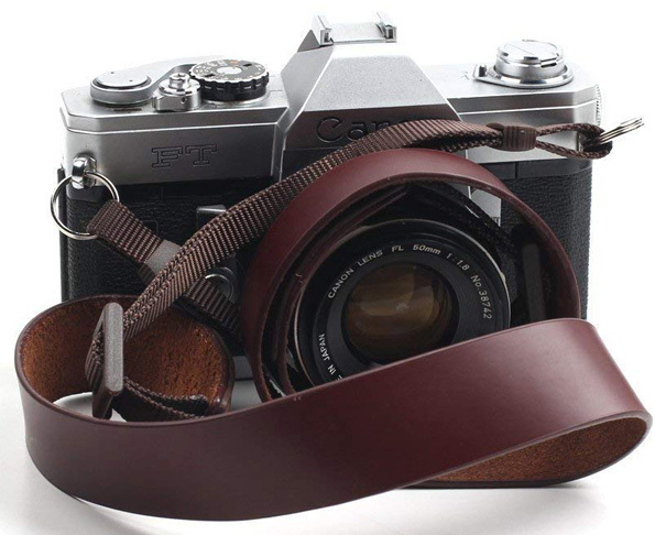 8. CANPIS Camera Strap