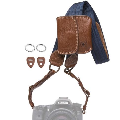 9. Truyền cảm hứng trong thời gian Dây đeo cổ máy ảnh đa năng -Preferred