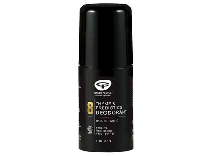 Green People for Men No.8 Thyme & Prebiotics Deodorant