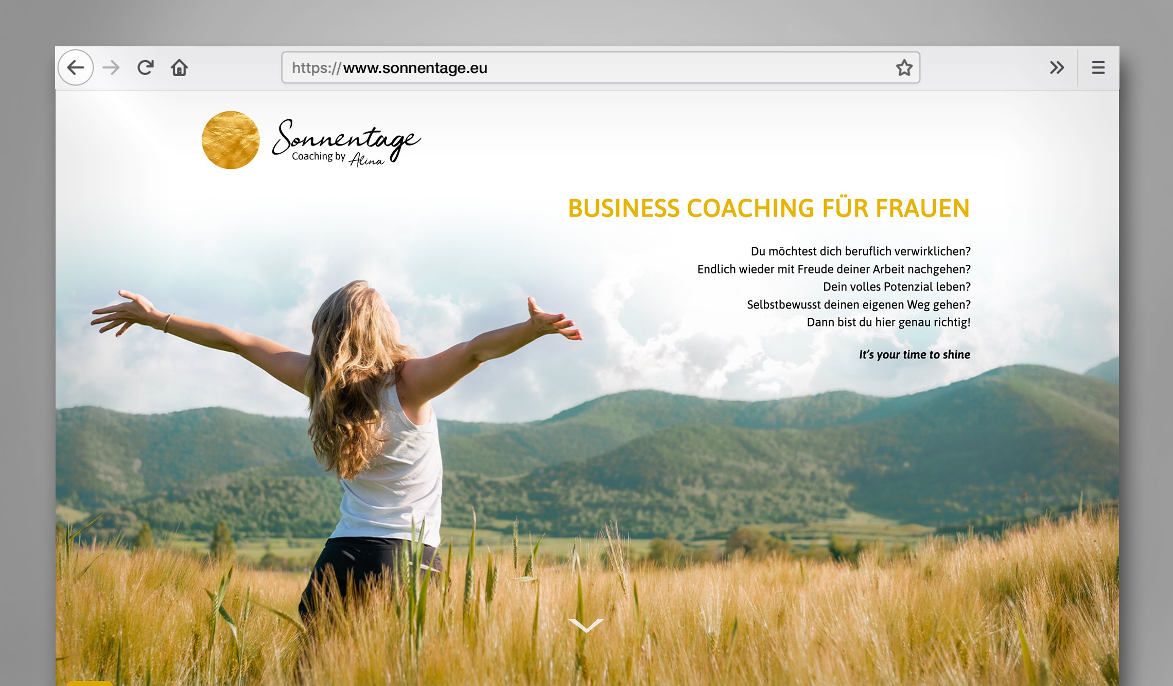 Sonnentage Coaching