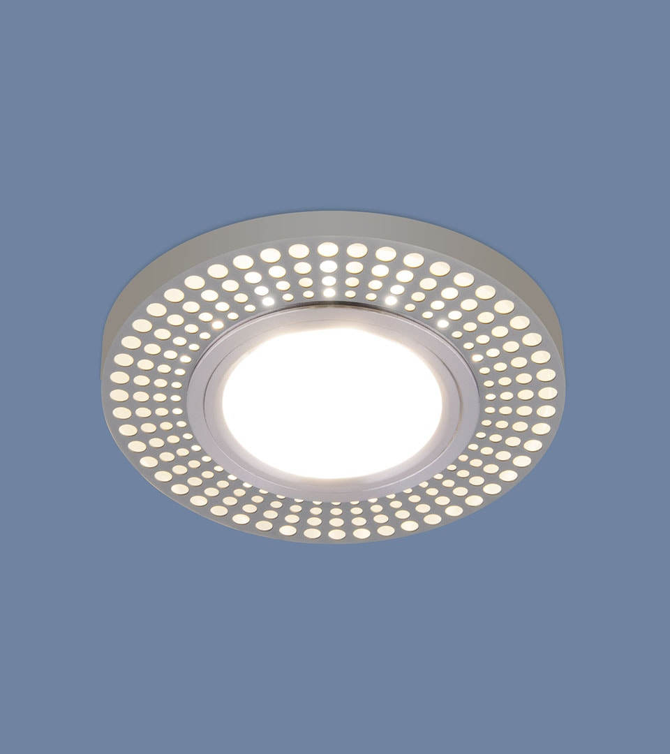 Встраиваемый потолочный светильник со светодиодной подсветкой 2231 MR16 2