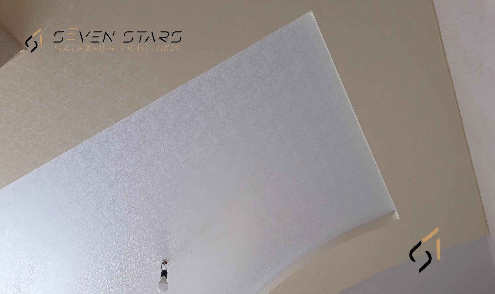 Двухуровневые потолки 42