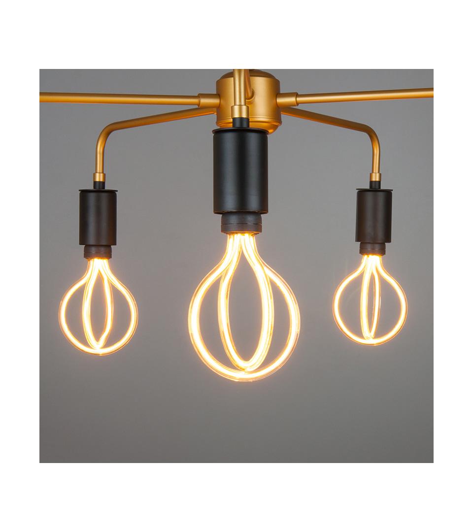 Светодиодная лампа Art filament 8W 2400K E27 3