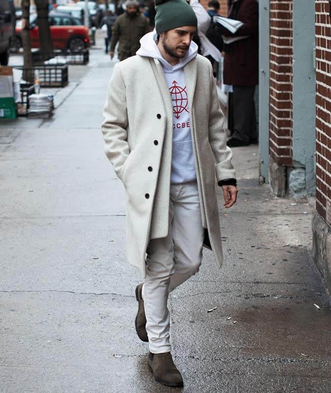 New York Street Style Men